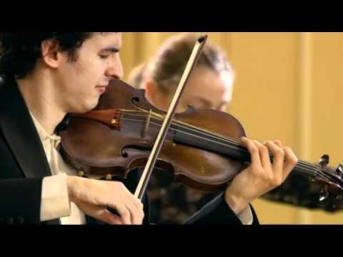 Itamar Zorman Messiaen Theme and Variations ????? ?????