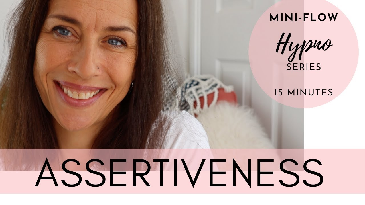 Assertiveness Hypno with Lucy