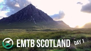 How does an EMTB handle Scotland? With McTrail Rider and the Levo and 2019 Kenevo Video