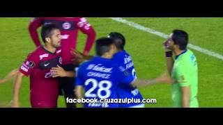 Cruz Azul 2-0 Xolos Tijuana (Bronca Completa) Semifinal CONCACAF Liga de Campeones (2-1 Global)