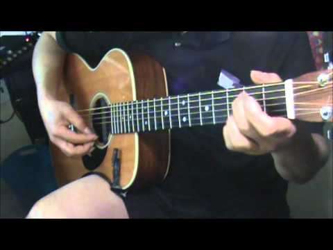 who will sing me lullabies- kate rusby- acoustic guitar chords - YouTube
