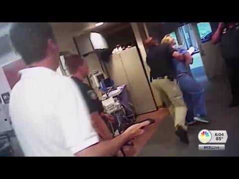Salt Lake City mayor discusses the direction of the case involving nurse Alex Wubbles