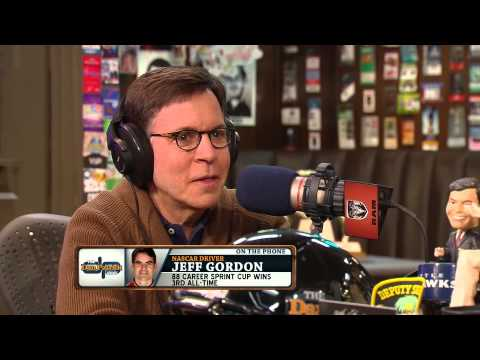 Jeff Gordon on the Dan Patrick Show (Full Interview) 2/28/14