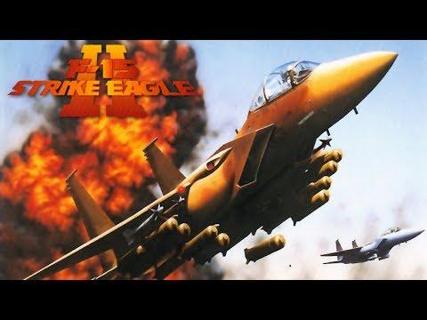[SEGA Genesis Music] F-15 Strike Eagle II - Full Original Soundtrack OST [DOWNLOAD]