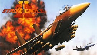 [SEGA Genesis Music] F-15 Strike Eagle II - Full Original Soundtrack OST