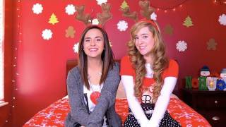 "Megan and Liz ""Jingle Bell Rock"""