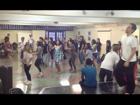 ACCESS BRASILIA JULY CAMP 2012   AMERICAN CULTURE   HIP HOP