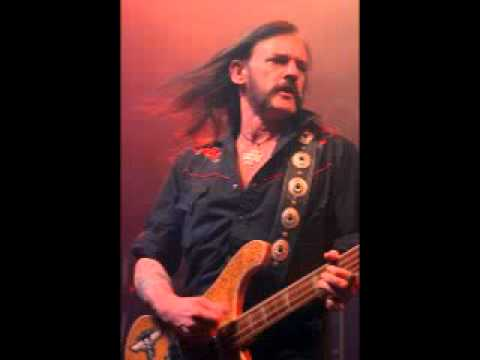Lemmy from Motörhead interview circa 1995
