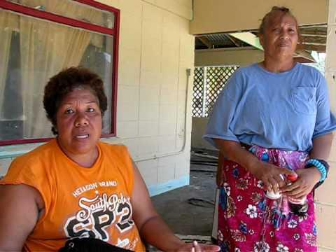 Tsunami Survivor Story: American Samoa