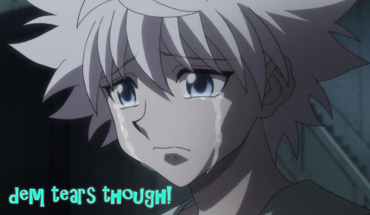 Anime Characters Crying : Moments in games anime that made me cry like a b