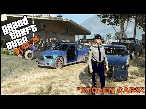 GTA 5 ROLEPLAY - STOLEN 4 MILLION CAR - EP. 265 - LEO