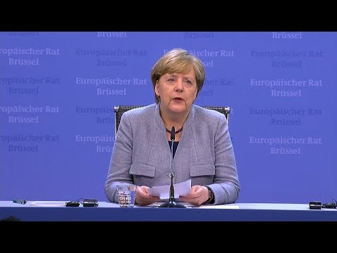 EU-Gipfel in Brüssel: Angela Merkel will EU-Hilfen für Türkei kappen