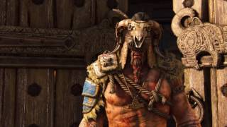 [PS4pro]For honor ヴァイキングのストーリーハード