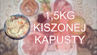 Bigos polski na święta i nie tylko. Pyszne tradycyjne danie, potrawa na Sylwester i Nowy Rok.