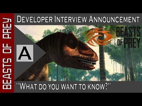 Beasts Of Prey || Developer Interview Announcement (1080p YT-PG)