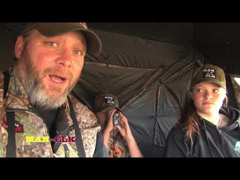 Elk Hunting in Colorado Man vs Elk Show 1, 2018