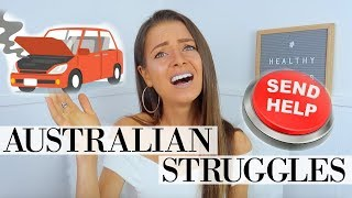 AUSTRALIA STORYTIME: MY CAR BLEW UP! 🤯