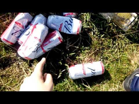 Дача у Славы или сколько нужно выпить банок пиво чтобы стать упоротым