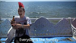 Everyday Is Like Sunday PUNK COVER!