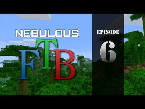 Nicad Plays Nebulous FTB - E06 - Automated Steel Factory