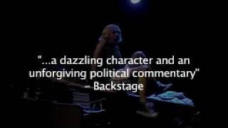 Blanche Survives Katrina in a FEMA Trailer Named Desire
