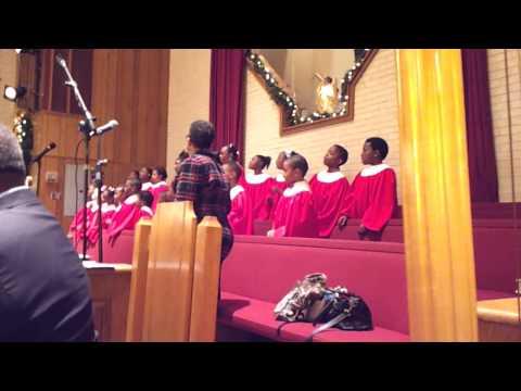 Shiloh Missionary Baptist Church Children's Choir