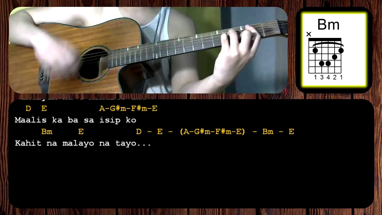 Ballad of tony hookup tayo chords tj