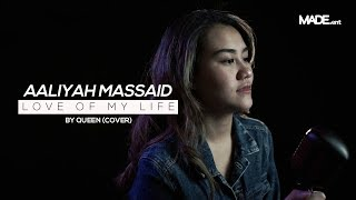 Aaliyah Massaid - Love of My Life by QUEEN  (Cover)