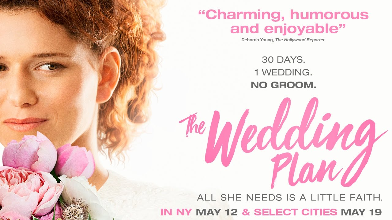 Image result for The Wedding Plan poster