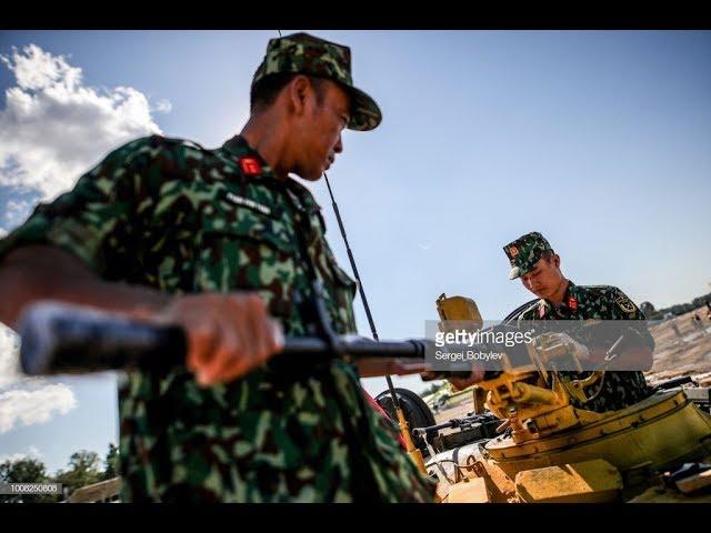 Lần đầu tham dự, Việt Nam gây ấn tượng mạnh tại Army Games 2018