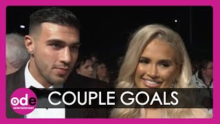 NTAs 2020: Love Island's Molly Mae and Tommy Fury still going strong