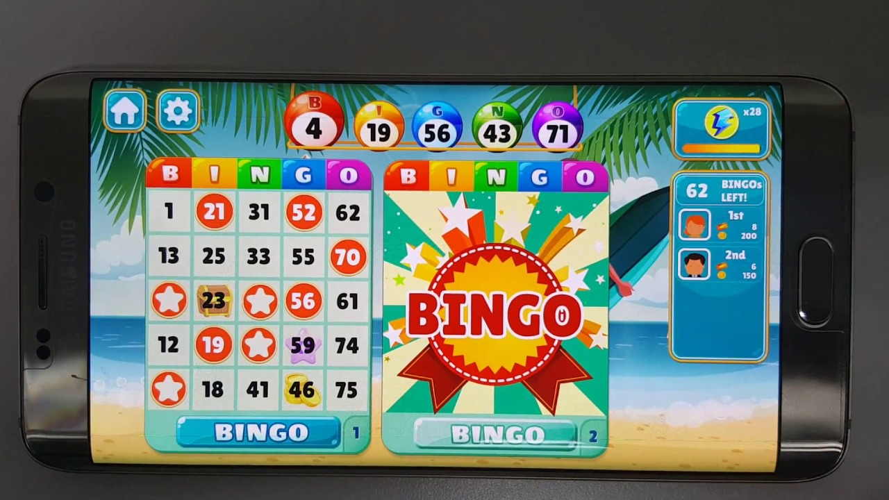 Bingo Bay   Free Bingo Games   YouTube Bingo Bay   Free Bingo Games