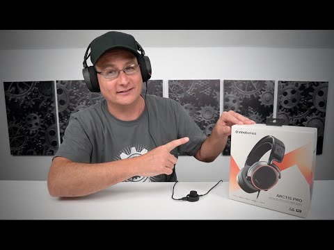 BEST HEADSET YET!! SteelSeries Arctis Pro (Without DAC) Detailed Review & Comparison