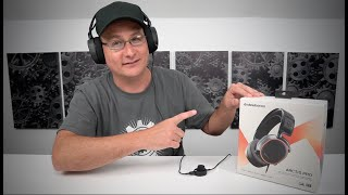 SteelSeries Arctis Pro (Without DAC) Detailed Review, AMAZING GAMING HEADSET!!