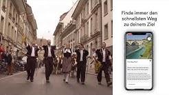 Bern Welcome App