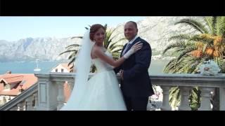 Свадебное видео в Черногории