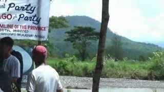 PREVIEW OF THE 1ST AGRICULTURAL TRAMLINE IN OCCIDENTAL MINDORO (4min.)