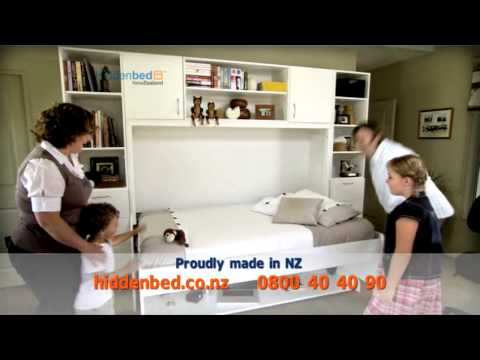 Bed New Zealand Fold Away Wall Kids Study Desk Beds In One You