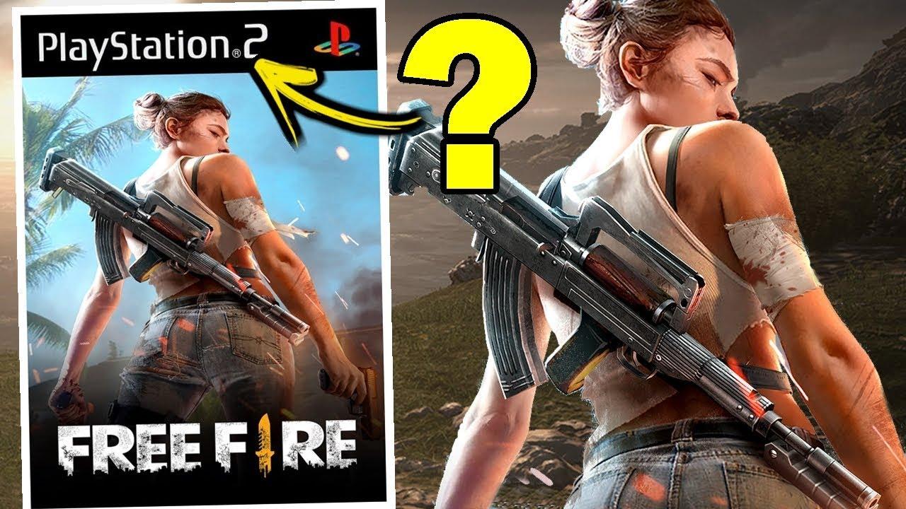 Um Free Fire De Playstation 2
