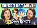 GUESS THAT MOVIE CHALLENGE #5 (ft. FBE STAFF)