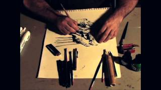George Pratt: Materials for Pen and Ink