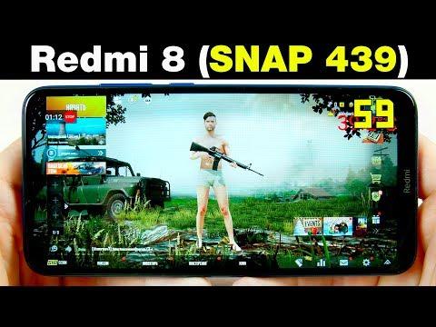 REDMI 8 - В ИГРАХ 2019 ГОДА! 🔥 БОЛЬШОЙ ТЕСТ ИГР С FPS! + НАГРЕВ   28 ИГР! GAMING TEST