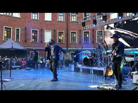Forgive You - Leon Bridges - Live at New Holland, St Petersburg, Russia - 08/07/2018