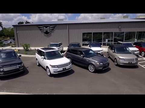 Land Rover in San Antonio, TX - Range Rover Inventory at Mark Motors