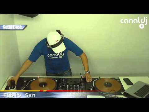 DJ Fábio San -  80's, Sexta Flash - 10.07.2015