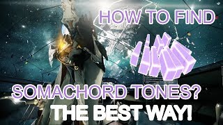 Warframe Somachord Tones - how to unlock Orbiter music in Pers…