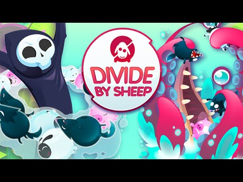 Divide By Sheep Android GamePlay Trailer (1080p) [Game For Kids]
