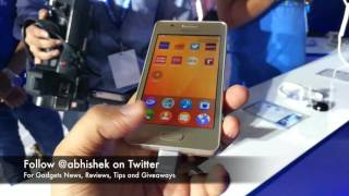 Samsung Z2 India Hands on, Pros, Cons, Overview, Not a Review