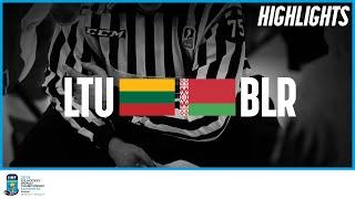 Литва : Беларусь