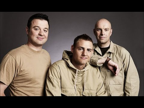 The Soldiers | 'He Ain't Heavy, He's My Brother' (with images/footage) | Alan Titchmarsh Show | 2009